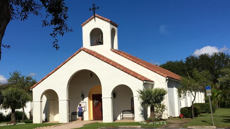 History of Saint Thomas More Church & Priory - St  Thomas
