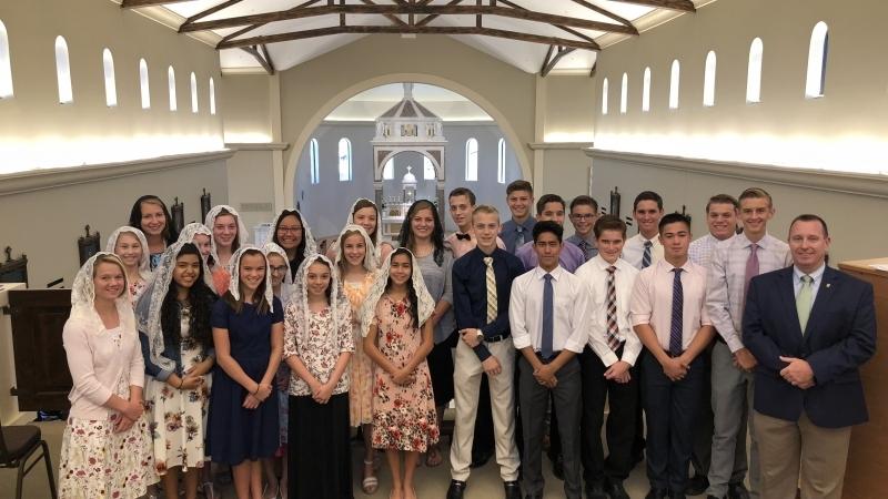 Choir at OLOS Phoenix